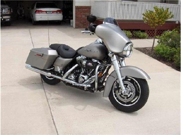 2008 Harley Davidson Motorcycle
