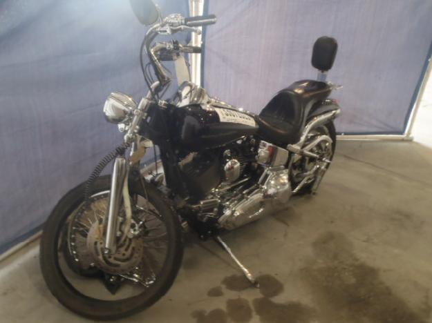 Salvage HARLEY-DAVIDSON MOTORCYCLE 1.5L  2 2002  -Ref#33672023