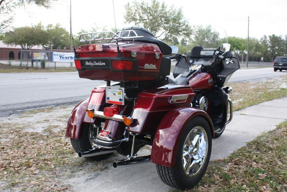 Harley Davidson Trike Conversions