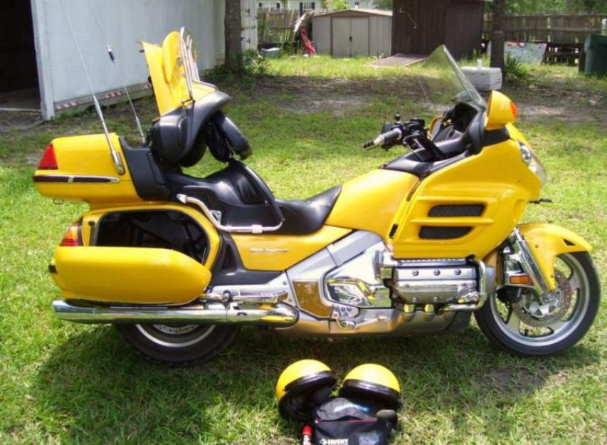 2005 1800 Honda Gold Wing