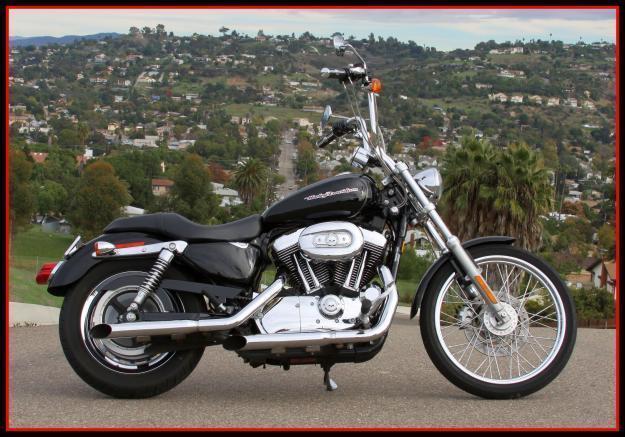 INCREDIBLE DEAL!!! 2006 Harley Davidson Sporster 1200 XL Custom