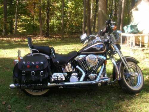1998 Harley Davidson Heritage Springer in Lexington, NC