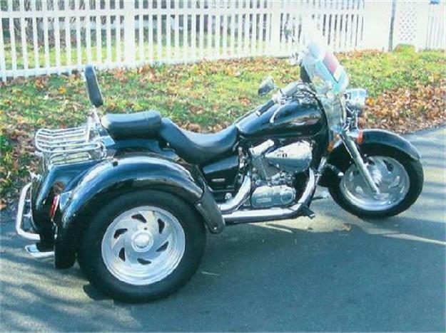 2005 Honda Trike