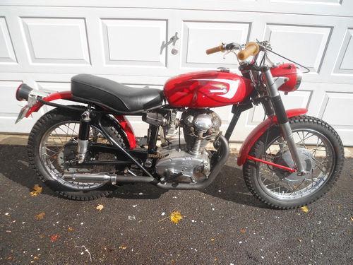 1966 Ducati 250 Bevel Single Scrambler
