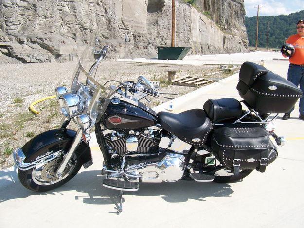 2001 Harley Davidson Heritage Softail