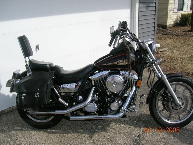 1993 FXR Dyna Harley Davidson