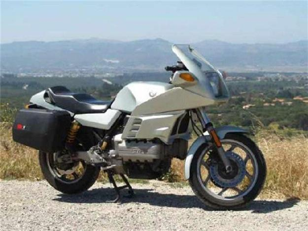 1985 BMW Motorcycle