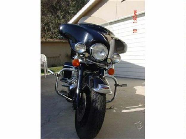 1995 Harley Davidson Motorcycle