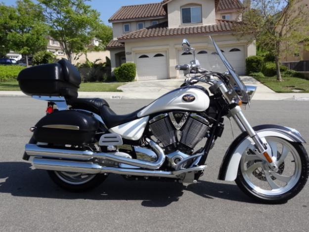 2007 Victory Touring Edition