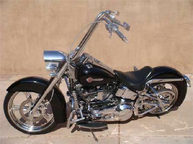 2002 Harley Davidson Motorcycle