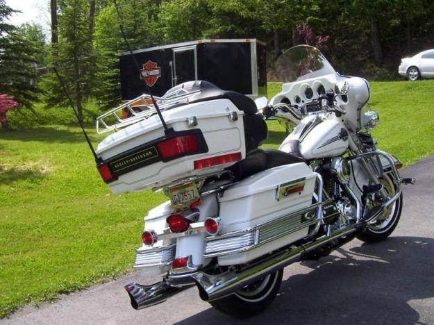 2005 Harley-Davidson Touring FLHTCUI ULTRA CLASSIC
