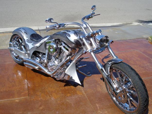 2006 Harley-Davidson Predator Chopper