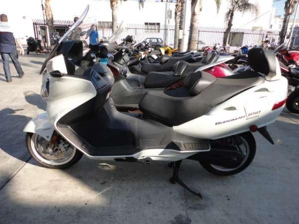 2011 Suzuki Burgman 650 Exec