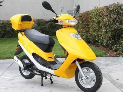 ★ Scooter - Brand New Street Legal 50cc - Beautiful!