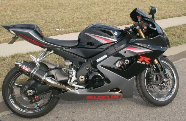 2005 GSXR 1000 For Sale