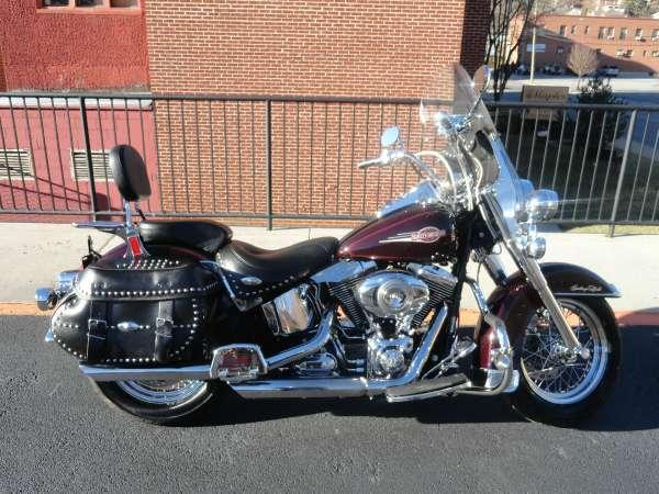 2007 Harley-Davidson Heritage Softail Classic
