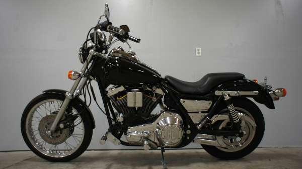 1992 Harley-Davidson FXRS Low Rider Convertible