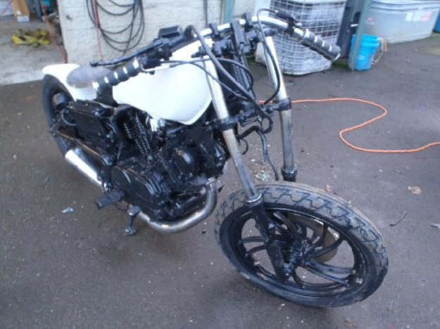 Salvage YAMAHA MOTORCYCLE   1982   - Ref#34670983