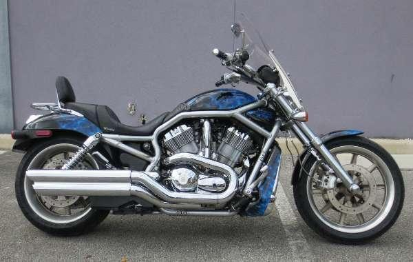 2005 Harley-Davidson VRSCA V-Rod