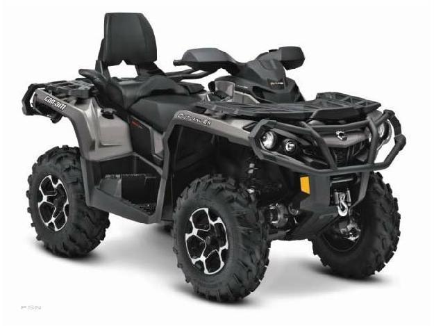 2013 Can-Am Outlander MAX XT 1000