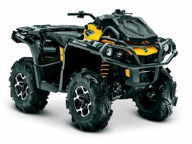 2013 Can-Am Outlander X mr 650