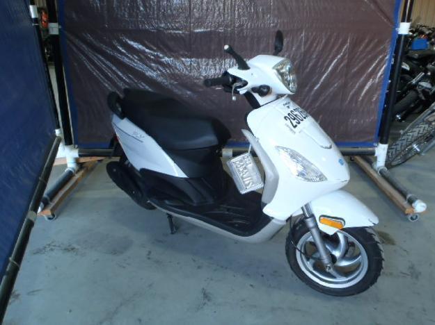 Salvage PIAGGIO MOTORCYCLE .1L  1 2009  -Ref#29626943