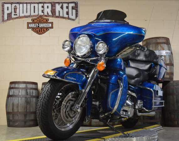 2001 Harley-Davidson FLHTCUI Ultra Classic Electra Glide
