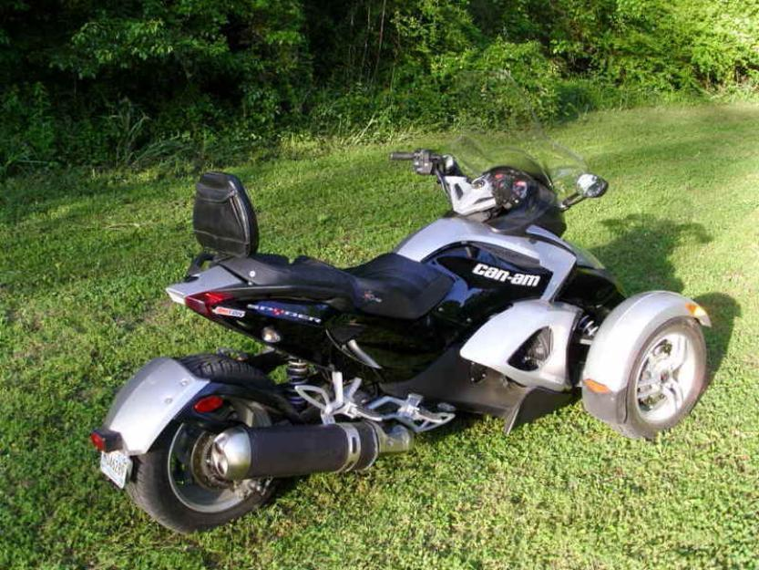 2009 Can-Am Spyder RS SE-5 990