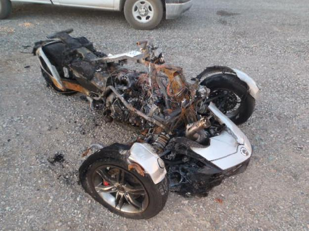 Salvage CAN-AM SPYDER RS 1.0L  2 2008   - Ref#34035883