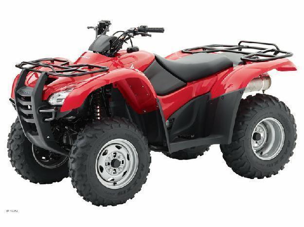 2013 Honda FourTrax Rancher (TRX420TM)