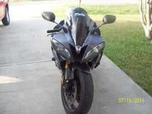2007 Yamaha R600 in Corpus Christi, TX