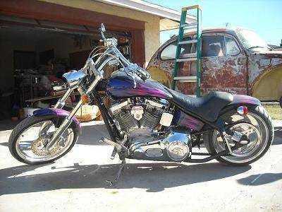 2001 American IronHorse Tejas in El Paso, TX