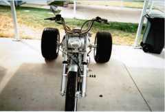 2003 Harley Davidson Softail Custom Trike in Haltom City, TX