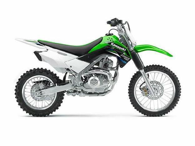 2014 Kawasaki KLX140