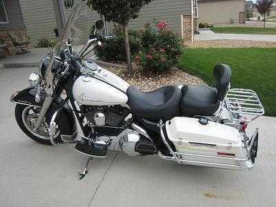 2001 Harley Davidson Road King Police Special in Mead, CO