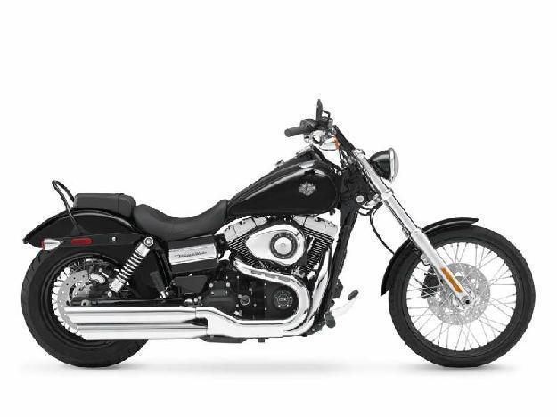 2013 Harley-Davidson FXDWG Dyna Wide Glide