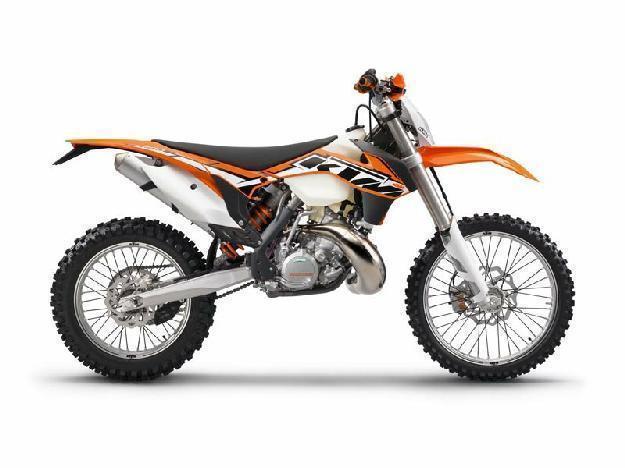 2014 KTM 200 XC-W