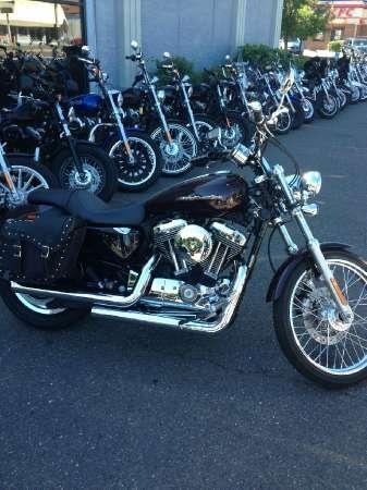 2007 Harley-Davidson XL 1200C Sportster