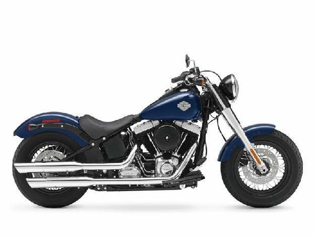 2013 Harley-Davidson FLS Softail Slim
