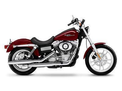 2007 Harley-Davidson FXD Dyna Super Glide