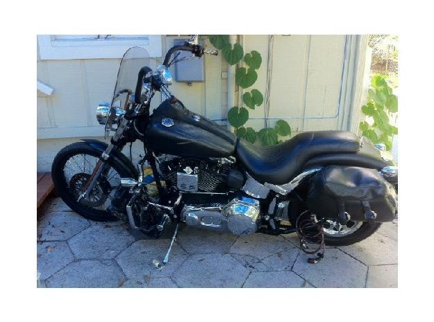 2000 Harley Davidson FXSTD Softail Deuce in St Petersburg, FL