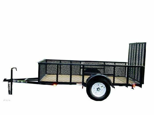 2013 Carry-On 6X10GWHS - 2,990 lbs. GVWR High-Side Mesh