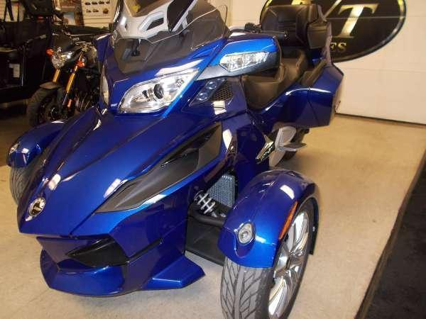 2013 Can-Am Spyder RT SE5