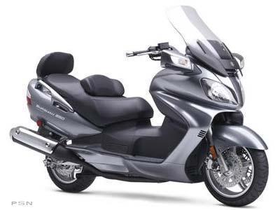 2008 Suzuki Burgman 650 Exec