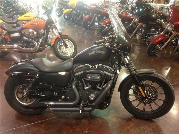 2012 Harley-Davidson XL883N Sportster Iron 883