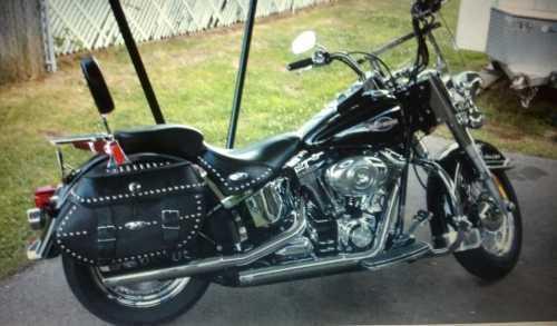 2008 Harley Davidson FLSTC Heritage Softail in Seneca, SC