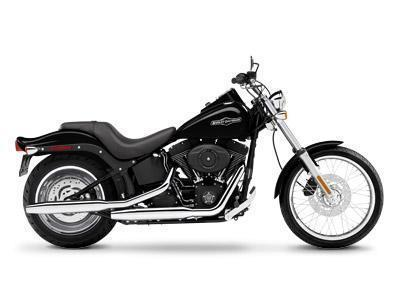 2007 Harley-Davidson FXSTB Softail Night Train