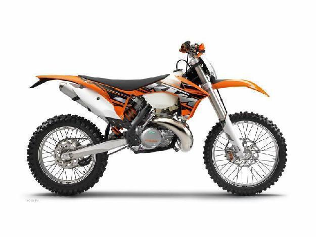 2013 KTM 300 XC-W