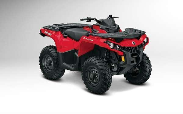 2014 Can-Am Outlander 400
