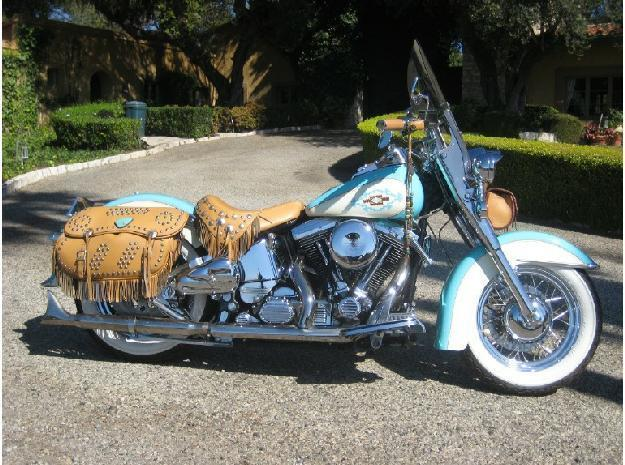 1994 Harley Davidson FLSTC Heritage Softail Classic in Palos Verdes, CA